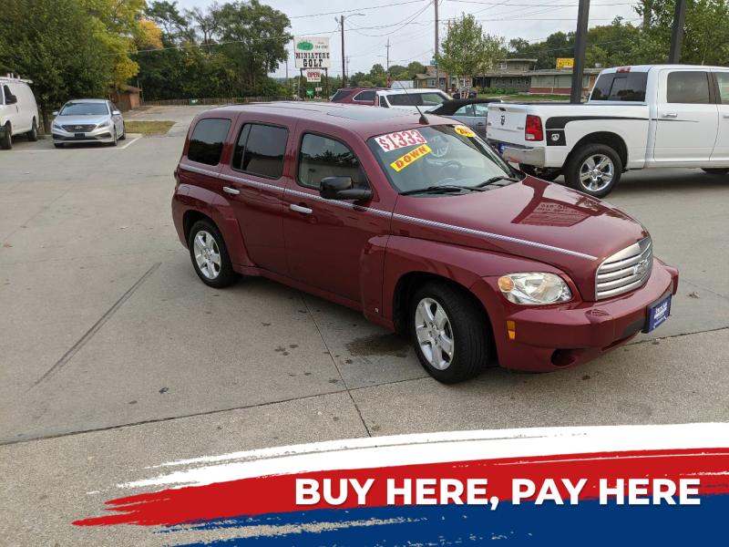 2007 Chevrolet HHR LT 4dr Wagon - Des Moines IA