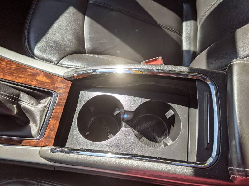 2013 Buick LaCrosse Leather 4dr Sedan - Des Moines IA