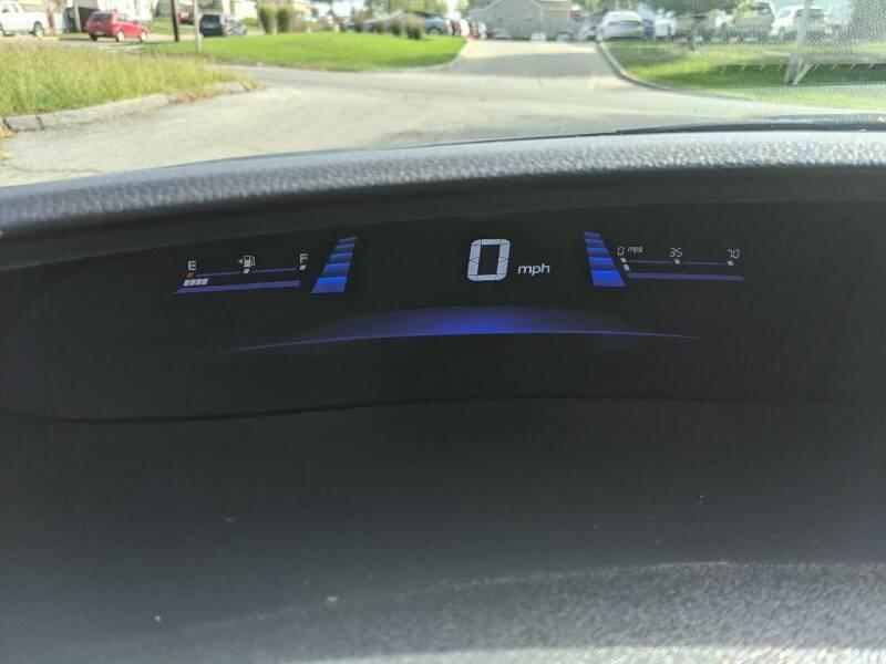 2013 Honda Civic EX-L 4dr Sedan - Des Moines IA