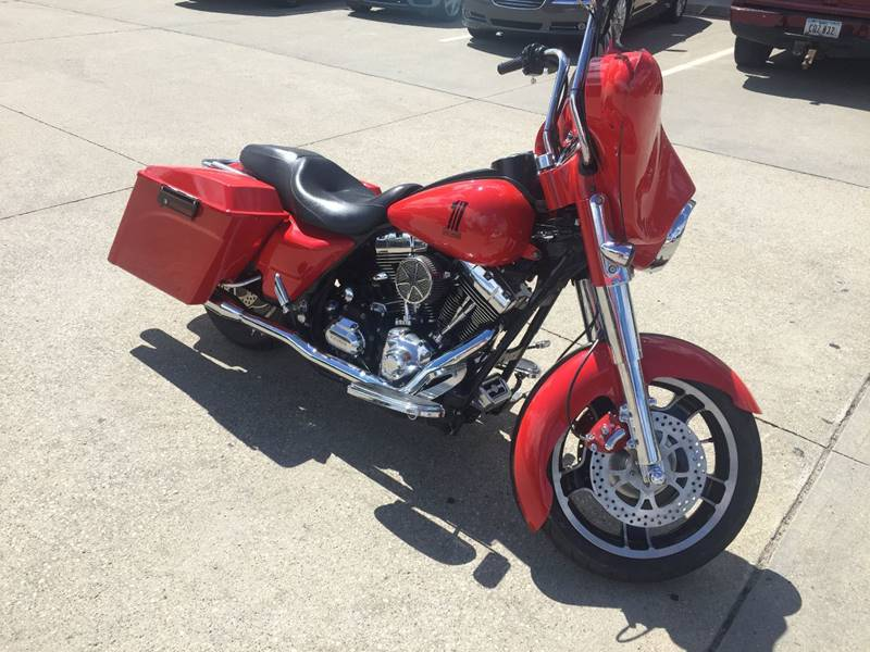 2007 Harley-Davidson Street Glide FLHX for sale at AmericAuto in Des Moines IA