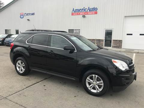 2010 Chevrolet Equinox for sale at AmericAuto in Des Moines IA