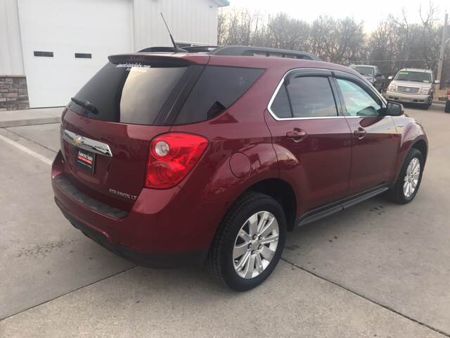 2011 Chevrolet Equinox for sale at AmericAuto in Des Moines IA