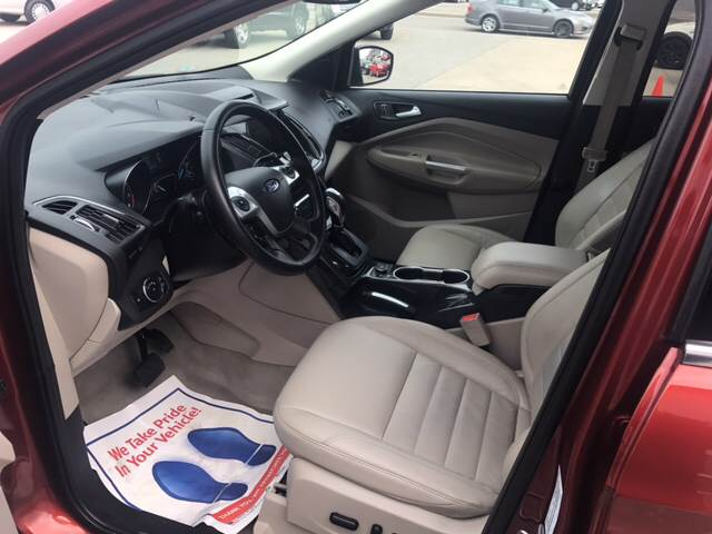 2015 Ford Escape for sale at AmericAuto in Des Moines IA