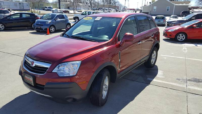 2008 Saturn Vue for sale at AmericAuto in Des Moines IA