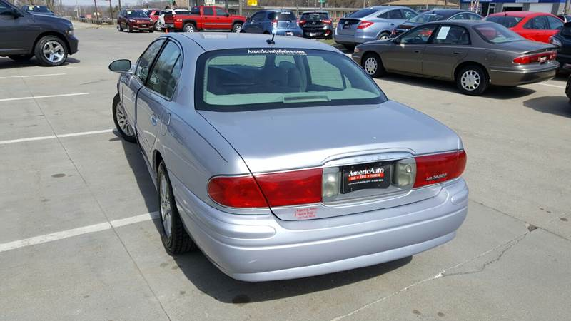 2005 Buick LeSabre for sale at AmericAuto in Des Moines IA