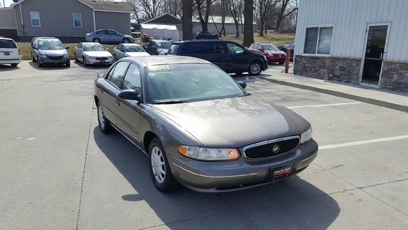 2003 Buick Century for sale at AmericAuto in Des Moines IA