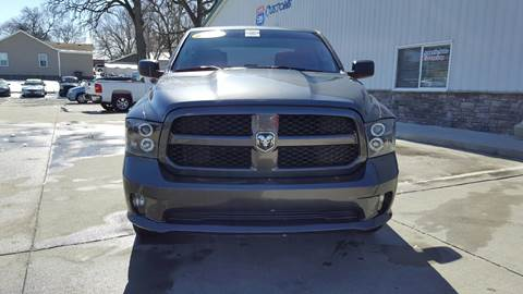 2016 RAM Ram Pickup 1500 for sale at AmericAuto in Des Moines IA