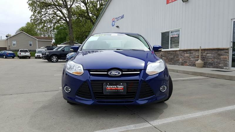 2012 Ford Focus for sale at AmericAuto in Des Moines IA