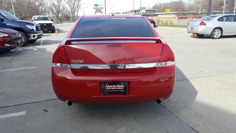 2007 Chevrolet Impala for sale at AmericAuto in Des Moines IA