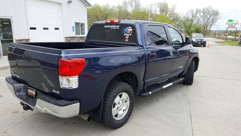 2013 Toyota Tundra for sale at AmericAuto in Des Moines IA