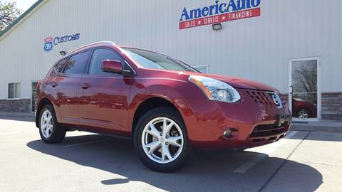 2008 Nissan Rogue for sale in Des Moines, IA