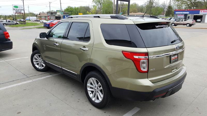 2013 Ford Explorer for sale at AmericAuto in Des Moines IA