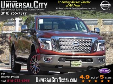 2016 Nissan Titan XD for sale in Los Angeles, CA