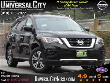 2017 Nissan Pathfinder for sale in Los Angeles, CA