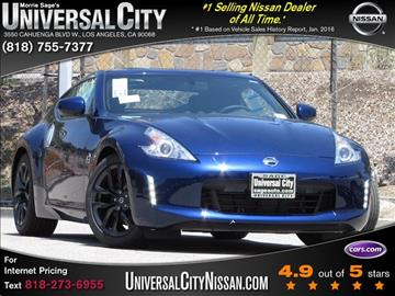 2017 Nissan 370Z for sale in Los Angeles, CA