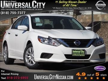 2017 Nissan Altima for sale in Los Angeles, CA