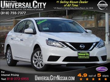 2017 Nissan Sentra for sale in Los Angeles, CA