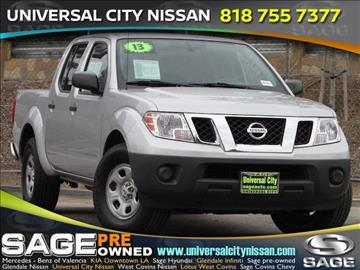 2013 Nissan Frontier for sale in Los Angeles, CA