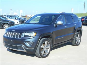 2015 Jeep Grand Cherokee for sale in Waco, TX