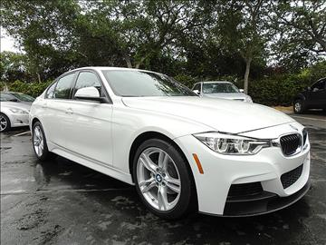 2016 BMW 3 Series for sale in Fort Lauderdale, FL