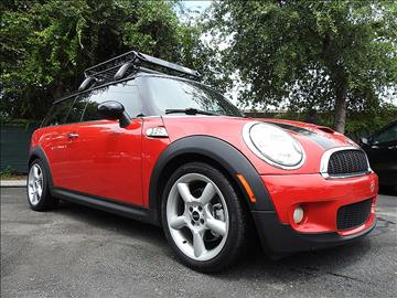 2009 MINI Cooper Clubman for sale in Fort Lauderdale, FL