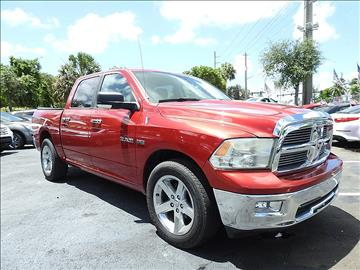 2010 Dodge Ram Pickup 1500 for sale in Fort Lauderdale, FL