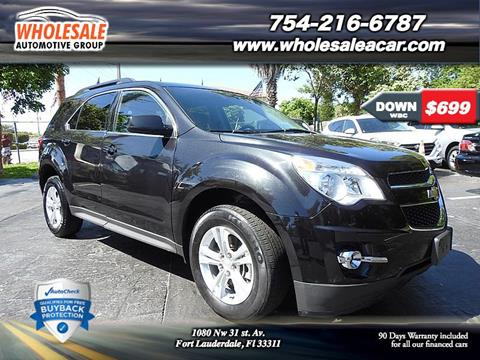 2015 Chevrolet Equinox for sale in Fort Lauderdale, FL