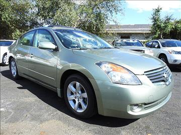 2008 Nissan Altima for sale in Fort Lauderdale, FL