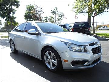 2015 Chevrolet Cruze for sale in Fort Lauderdale, FL