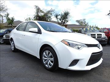 2016 Toyota Corolla for sale in Fort Lauderdale, FL
