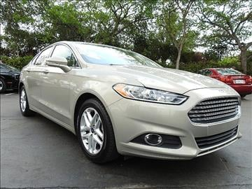 2015 Ford Fusion for sale in Fort Lauderdale, FL