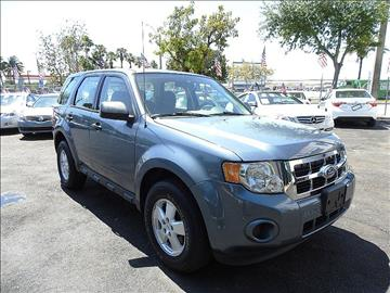 2011 Ford Escape for sale in Fort Lauderdale, FL