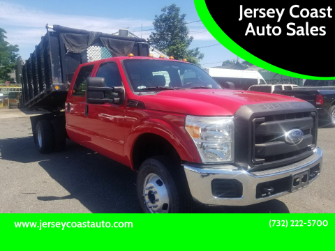 2011 Ford F-350 Super Duty for sale at Jersey Coast Auto Sales in Long Branch NJ
