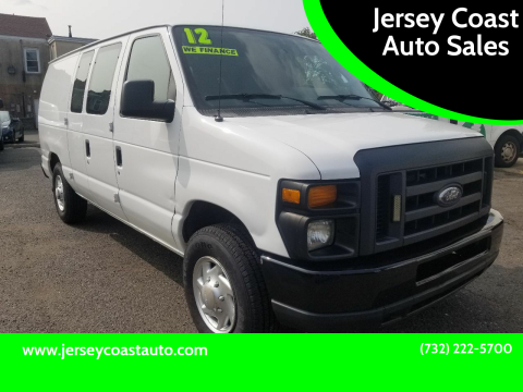 2012 Ford E-Series Cargo for sale at Jersey Coast Auto Sales in Long Branch NJ