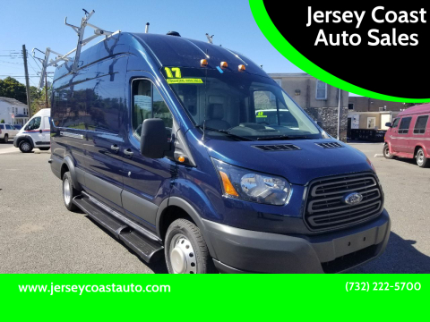 2017 Ford Transit Cargo for sale at Jersey Coast Auto Sales in Long Branch NJ