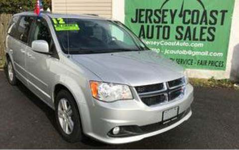 2012 Dodge Grand Caravan for sale at Jersey Coast Auto Sales in Long Branch NJ