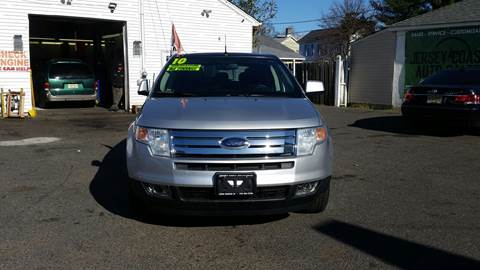 2010 Ford Edge for sale at Jersey Coast Auto Sales in Long Branch NJ