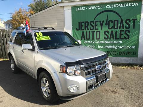 2010 Ford Escape for sale at Jersey Coast Auto Sales in Long Branch NJ