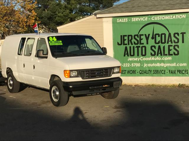 2006 Ford E-Series Cargo for sale at Jersey Coast Auto Sales in Long Branch NJ