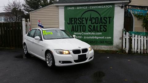 2011 BMW 3 Series for sale at Jersey Coast Auto Sales in Long Branch NJ