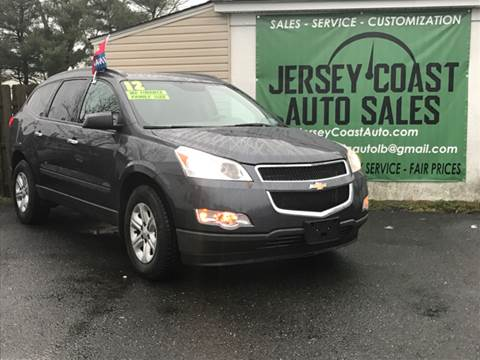 2012 Chevrolet Traverse for sale at Jersey Coast Auto Sales in Long Branch NJ