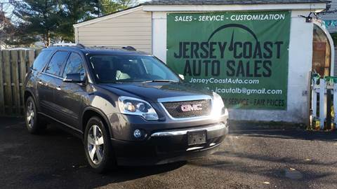 2011 GMC Acadia for sale at Jersey Coast Auto Sales in Long Branch NJ