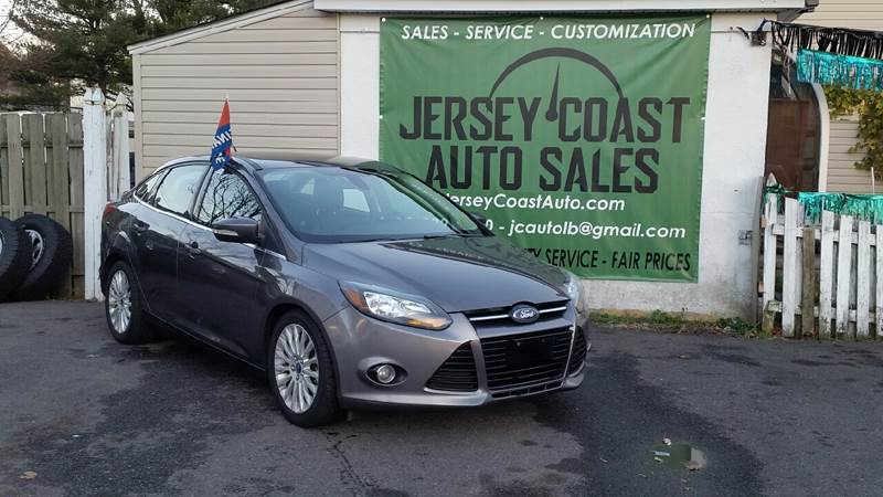 2012 Ford Focus for sale at Jersey Coast Auto Sales in Long Branch NJ