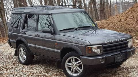 2003 Land Rover Discovery for sale in Charleston, WV
