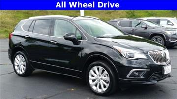 2017 Buick Envision for sale in Waupaca, WI