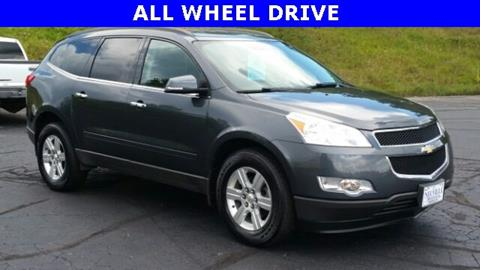 2011 Chevrolet Traverse for sale in Waupaca, WI