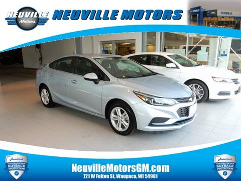 2017 Chevrolet Cruze for sale in Waupaca, WI