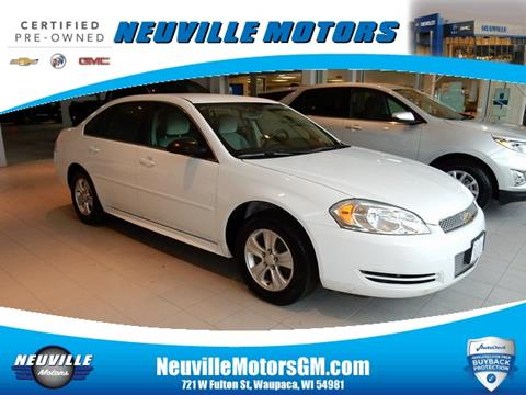 2014 Chevrolet Impala Limited for sale in Waupaca, WI