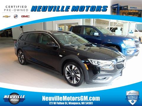 2018 Buick Regal TourX for sale in Waupaca, WI