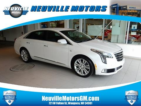 2018 Cadillac XTS for sale in Waupaca, WI